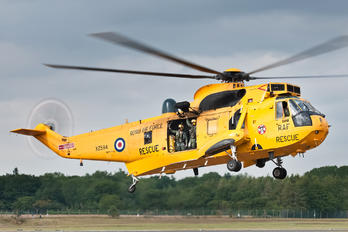 XZ594 - Royal Air Force Westland Sea King HAR.3