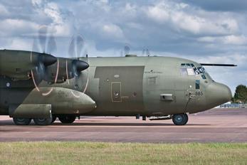 ZH885 - Royal Air Force Lockheed Hercules C.5