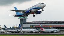 XA-LME - Interjet Sukhoi Superjet 100 aircraft