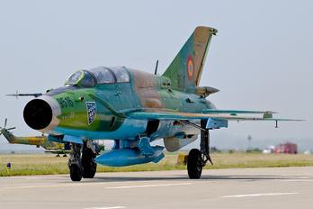 9516 - Romania - Air Force Mikoyan-Gurevich MiG-21 LanceR B