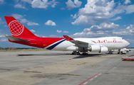 OM-ACA - Air Cargo Global Boeing 747-400F, ERF aircraft
