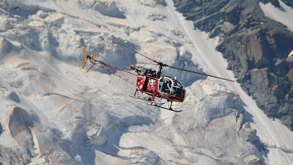 HB-XII - Air Zermatt Sud Aviation SA-315 Lama
