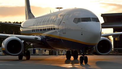 EI-FIK - Ryanair Boeing 737-800