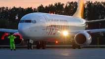 TC-CPF - Pegasus Boeing 737-800 aircraft