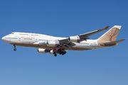 N263SG - Atlas Air Boeing 747-400 aircraft