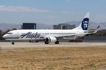 N307AS - Alaska Airlines Boeing 737-900