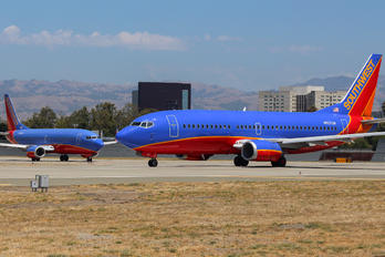 N627SW - Southwest Airlines Boeing 737-300