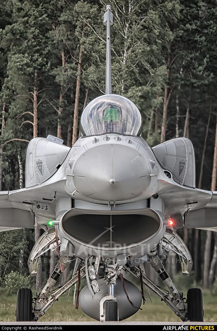 Poland - Air Force 4041 aircraft at Łask AB
