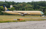 F-WZFU - Singapore Airlines Airbus A350-900 aircraft