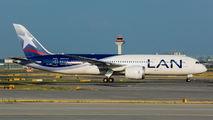 CC-BBI - LAN Airlines Boeing 787-8 Dreamliner aircraft
