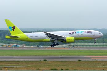 HL7743 - Jin Air Boeing 777-200ER