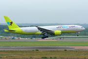 HL7743 - Jin Air Boeing 777-200ER aircraft