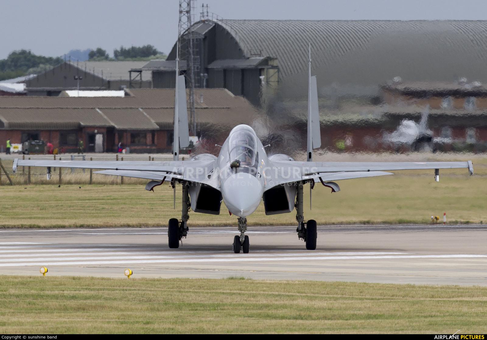 India - Air Force SB065 aircraft at Coningsby