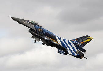 253 - Greece - Hellenic Air Force Lockheed Martin F-16C Fighting Falcon