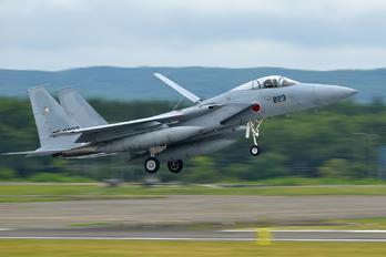 32-8823 - Japan - Air Self Defence Force Mitsubishi F-15J