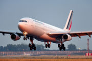 F-GLZJ - Air France Airbus A340-300 aircraft