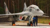 4105 - Poland - Air Force Mikoyan-Gurevich MiG-29GT aircraft