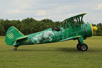 F-AZGR - Private Boeing Stearman, Kaydet (all models)