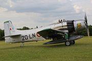 F-AZHK - Private Douglas AD-4N Skyraider aircraft