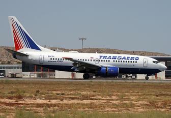 EI-ETX - Transaero Airlines Boeing 737-700