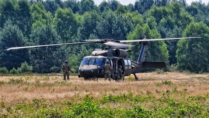 14-20650 - USA - Army Sikorsky UH-60M Black Hawk