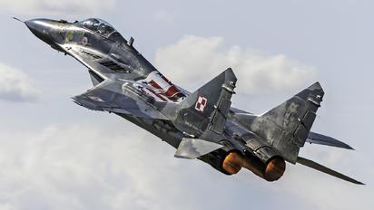 56 - Poland - Air Force Mikoyan-Gurevich MiG-29A