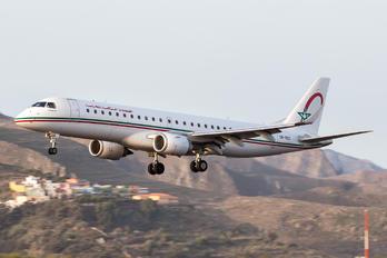 CN-RGO - Royal Air Maroc Embraer ERJ-190 (190-100)