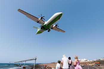 EC-MHJ - Binter Canarias ATR 72 (all models)