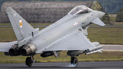 ZK329 - Royal Air Force Eurofighter Typhoon FGR.4