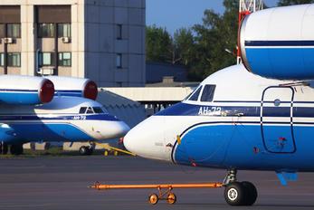 RA-72011 - Russia - Federal Border Guard Service Antonov An-72