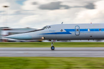 RF-65733 - Russia - Air Force Tupolev Tu-134UBL