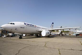 EP-IBQ - Iran Air Airbus A310