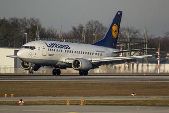 D-ABIN - Lufthansa Boeing 737-500