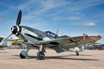 D-FWME - Messerschmitt Stiftung Messerschmitt Bf.109G