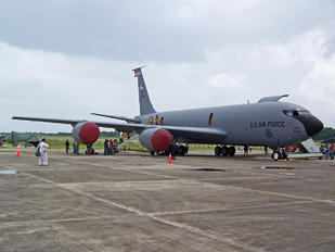 63-8023 - USA - Air Force Boeing KC-135R Stratotanker