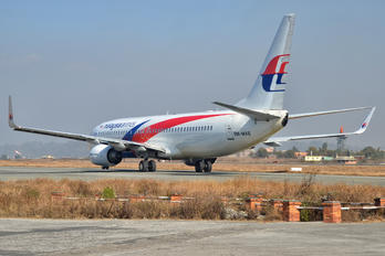 9M-MXE - Malaysia Airlines Boeing 737-800