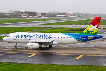 S7-AMI - Air Seychelles Airbus A320