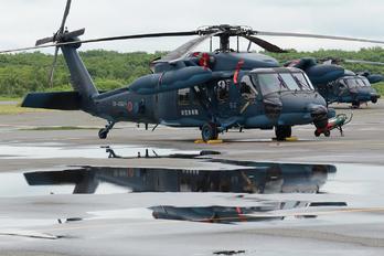 58-4562 - Japan - Air Self Defence Force Mitsubishi UH-60J