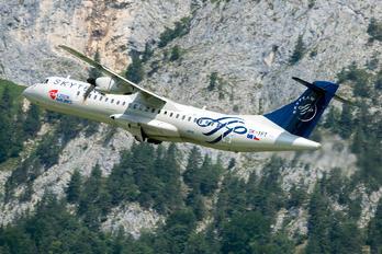 OK-YFT - CSA - Czech Airlines ATR 72 (all models)