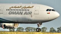 A4O-DI - Oman Air Airbus A330-300 aircraft