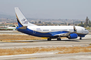 N444HE - Private Boeing 737-300
