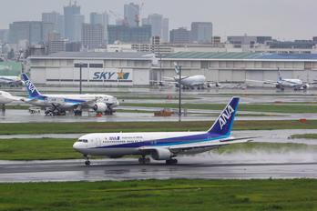 JA605A - ANA - All Nippon Airways Boeing 767-300ER