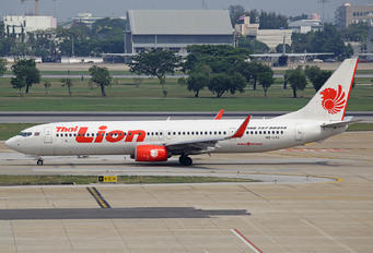 HS-LTJ - Thai Lion Air Boeing 737-900ER
