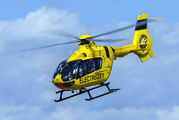 G-WPDE - Private Eurocopter EC135 (all models) aircraft