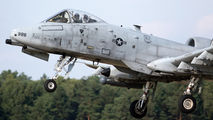 81-0988 - USA - Air Force Fairchild A-10 Thunderbolt II (all models) aircraft
