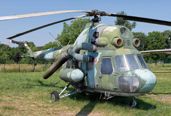 6048 - Poland - Air Force Mil Mi-2