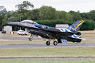 Greece - Hellenic Air Force General Dynamics F-16C Block 52+ Fighting Falcon 523 at Fairford airport