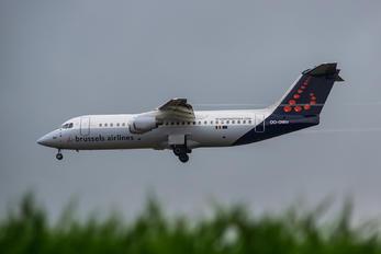 OO-DWH - Brussels Airlines British Aerospace BAe 146-300/Avro RJ100