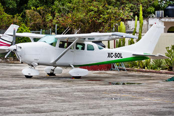 XC-SOL - Private Cessna 172 Skyhawk (all models except RG)