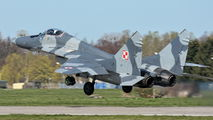 4113 - Poland - Air Force Mikoyan-Gurevich MiG-29G aircraft